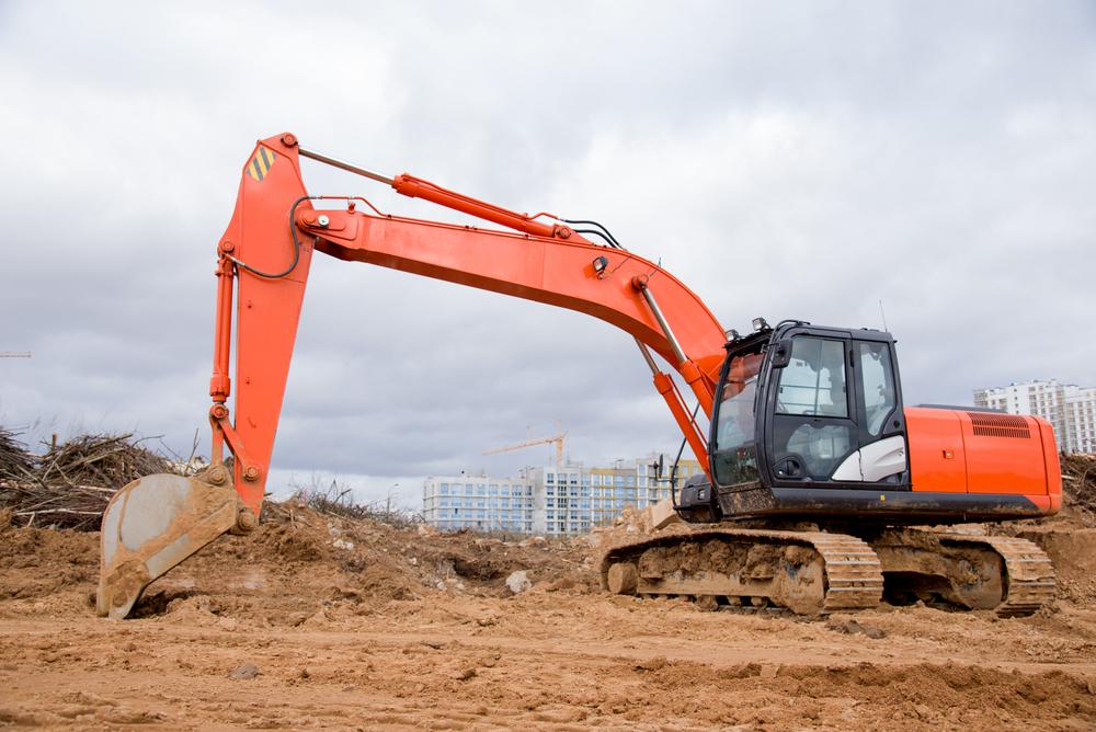 A/C/E Coatings Solutions Excavators
