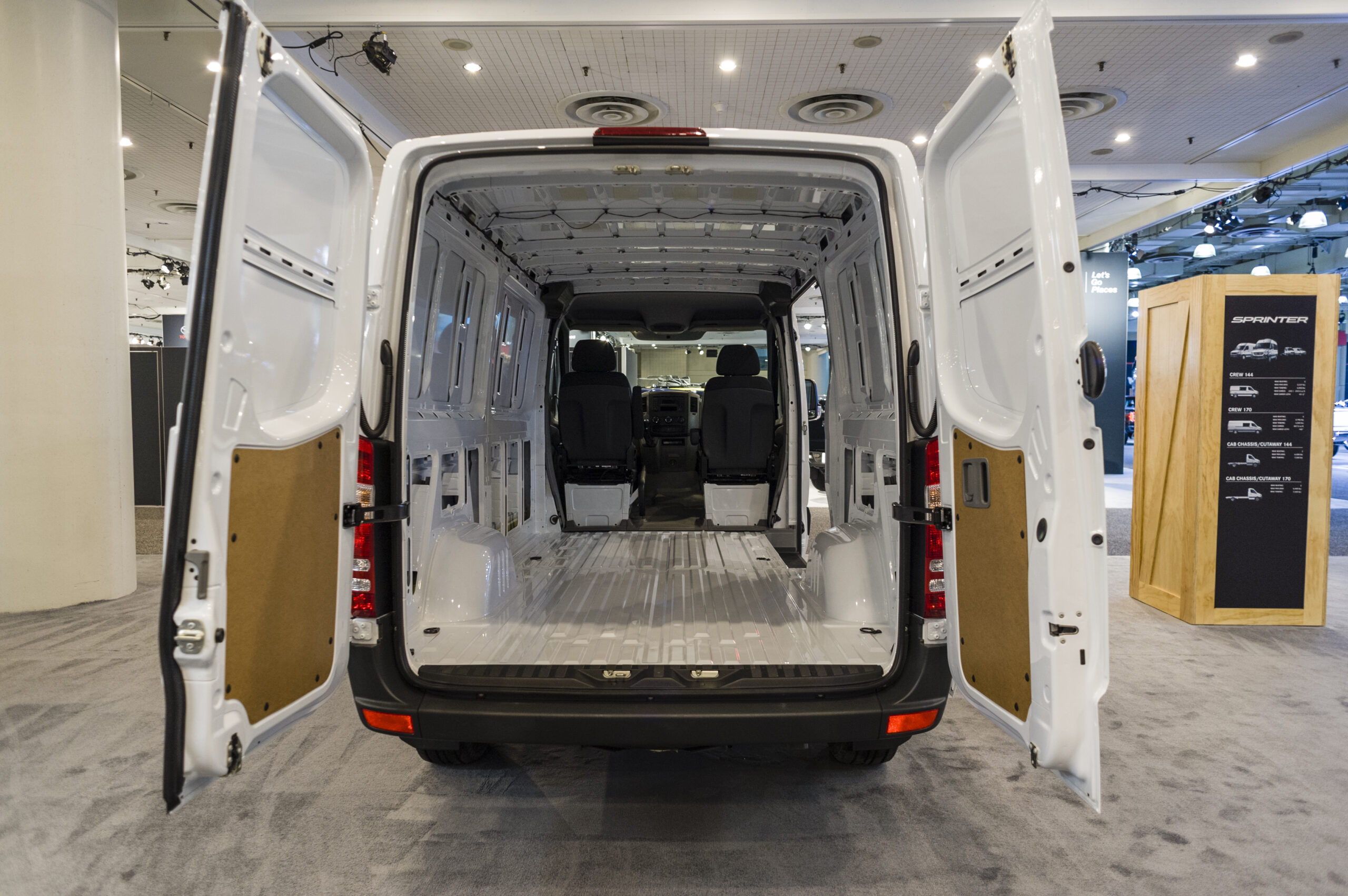 NCS Interior commercial vehicle coatings